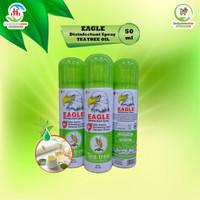 Cap Lang Eagle Eucalyptus Disinfectant Spray Tea Tree Oil 50ml