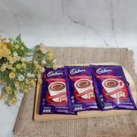 Cadbury Hot Chocolate Drink 3 In 1 Sachet 30gr