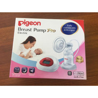 PIGEON Breast Pump Electric Pro 26505