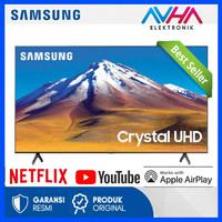 SAMSUNG Crystal UHD 4K Smart TV 43 Inch   UA43TU6900KXXD   New Model 2