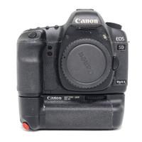 Canon EOS 5D mark II Plus Baterai grip BG-E6 Original murah