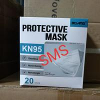 Protective Mask KN95/Protective Masker KN 95 5ply/Face Mask KN95