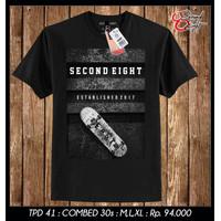 KAOS SECOND EIGHT TPD 41 BLACK