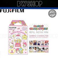 Fujifilm Instax Paper Sanrio Characters