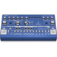 Behringer TD-3-BU Analog Bass Line Synthesizer ch