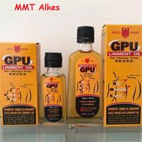 Minyak Urut GPU 30ml, 60ml Original