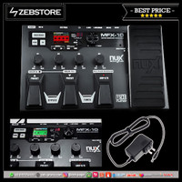 Multi Effect Pedal Stompbox NUX MFX 10 Modeling Guitar Processor