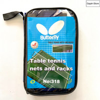 Tiang net tenis meja pingpong butterfly import