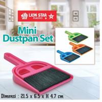 Sapu & Pengki Kecil Lion star BP2 | Mini Dustpan BP-2
