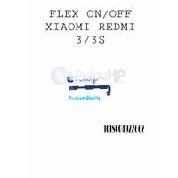 FLEXIBLE ON OFF XIOAMI REDMI 3/3S