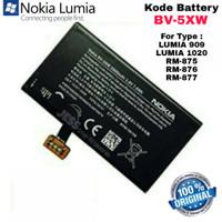 Baterai Battery Original NOKIA Lumia 909 / RM-875 / RM-877 / BV-5XW