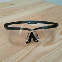 Kacamata Pelindung Safety Goggles Anti Droplet - Clear