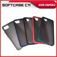 Softcase Realme C11 & Realme C15 High Quality Premium