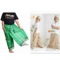 Celana Sarung Anak dan Dewasa/Celana Ujhe