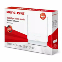 Mercusys MW302R 300MBps Router Wireless 2 Antenna