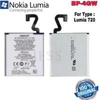 Baterai Battery Original Cabutan NOKIA Lumia 720 Android BP4GW BP-4GW