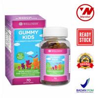 Wellness Gummy kids 70 Gummies