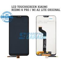 LCD TOUCHSCREEN XIAOMI REDMI 6 PRO / MI A2 LITE ORIGINAL