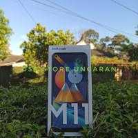 Samsung Galaxy M11 3/32 GB - Garansi Resmi SEIN