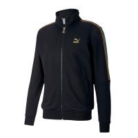 Jaket Pria PUMA TFS Worldhood Track Top FT Puma Black 597612-01