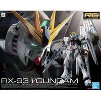Gundam RG RX 93 V GUNDAM NU GUNDAM