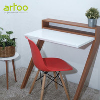 meja kerja / meja belajar minimalis