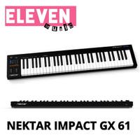 nektar impact gx61 gx 61 gx-61 keyboard midi controller