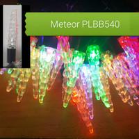Lampu Hias natal Besar Tumblr dekorasi 40LED 5m - Meteor