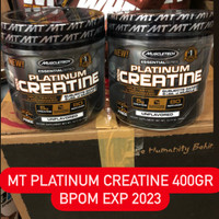 Muscletech platinum creatine 400gr plat creatine 300gr ans mp bsn on