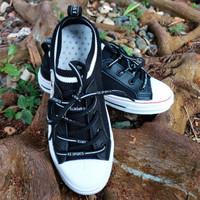 Sepatu Anak Import B662 Black