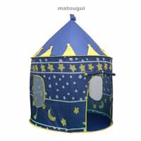 Tenda Anak Model Castle Tent - Mainan Tenda Anak Castle