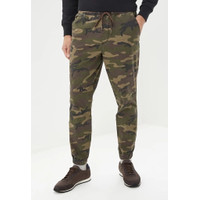 Celana Jogger GAP Twill Stretch Joggerpants Camouflage Original Chino
