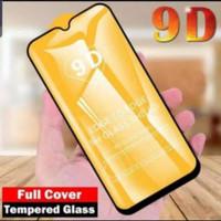 OPPO A5s Tempred glass full lem full cover, anti gores kaca