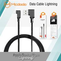 Mcdodo 90 Data Cable Lightning 1.2 m MCA-7510 untuk iPhone/iPad