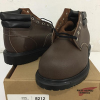 Safety Boots Sepatu Safety Red Wing Shoes 8212 Original