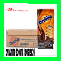 susu ovaltine 200ml 1dus isi 24 gojek only