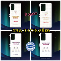 Samsung Note 20 / 20 Ultra anti gores belakang pilih clear atau Doff