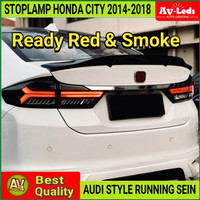 STOP LAMP HONDA CITY 2014-2018 STOPLAMP CITY SEQUENTIAL SEIN