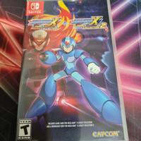 Nintendo Switch Megaman X Legacy Collection
