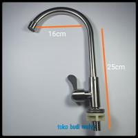 Kran kitchen sink stainless sus 304 meja