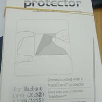 TRACKPAD PROTECTOR MACBOOK NEW Pro retina 13 inch 2020 pelindung cove