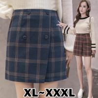 825 Bigsize XL/XXL/XXXL Zoe Korean Mini Skirt/Rok Slim Model Korea