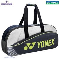 New Tas Raket Badminton / Bulutangkis Yonex BQ11 Navy Lime