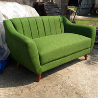 sofa 2 seater retro viena