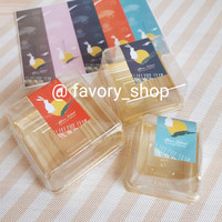 Sticker Label Mooncake Rabbit (isi 10 lmbr) / Stiker Kemasan Mooncake