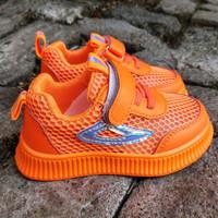 Sepatu Anak Import 9916 Orange