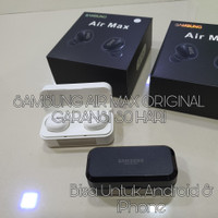 Samsung Air Max by AKG TWS Wireless Headset Bluetooth Earphone ORI - Hitam