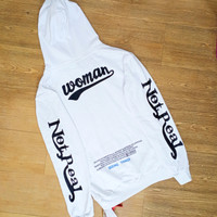 jaket sweater hoodie off white authentic