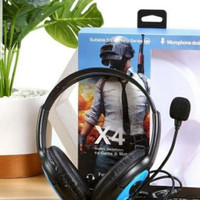 Headphone Game Headset Gaming With Microphone Support PUBG