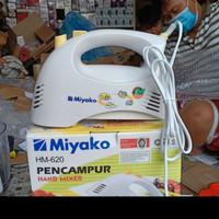 Hand Mixer Miyako HM 620 Mesin Hand Mixer HM 620 Miyako Bergaransi Ory